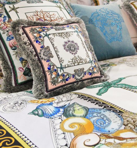 Versace Home, Versace Interior Design, Versace Home Products