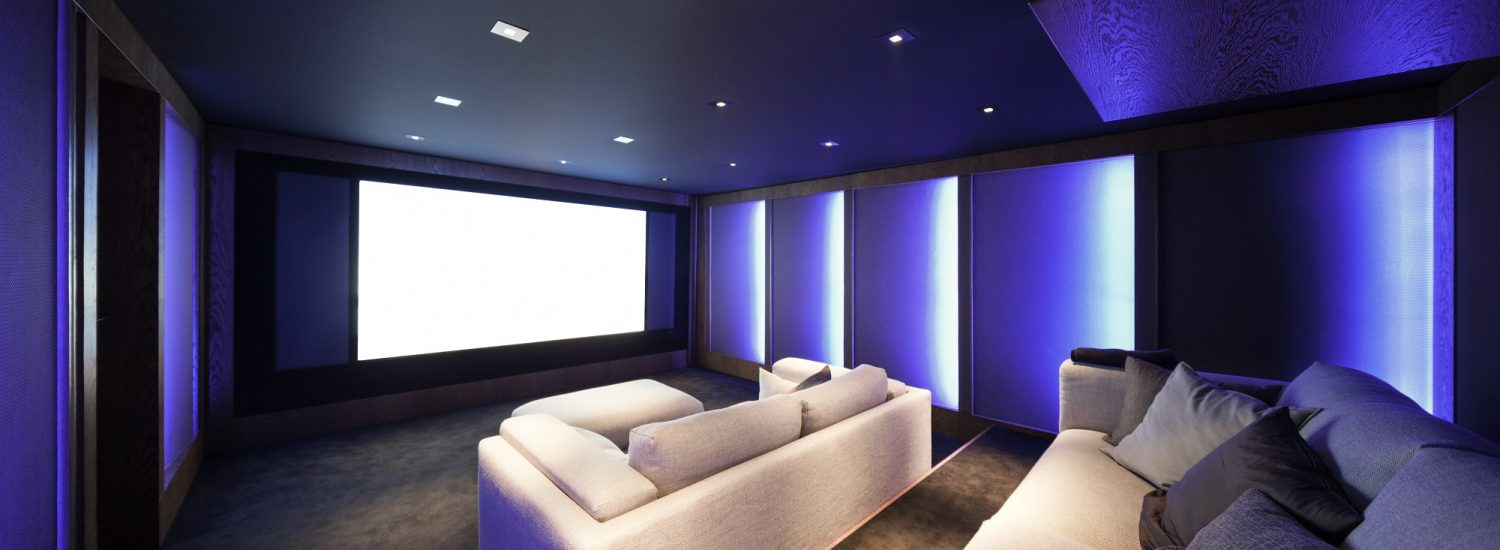 Creating the Perfect Home Theatre