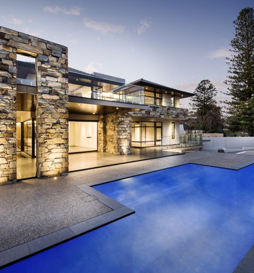 Sandcastle House Gothic Style Homes Custom Homes Perth