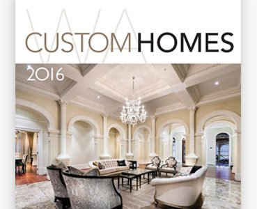 WA Custom Homes 2016 – READ FREE ONLINE