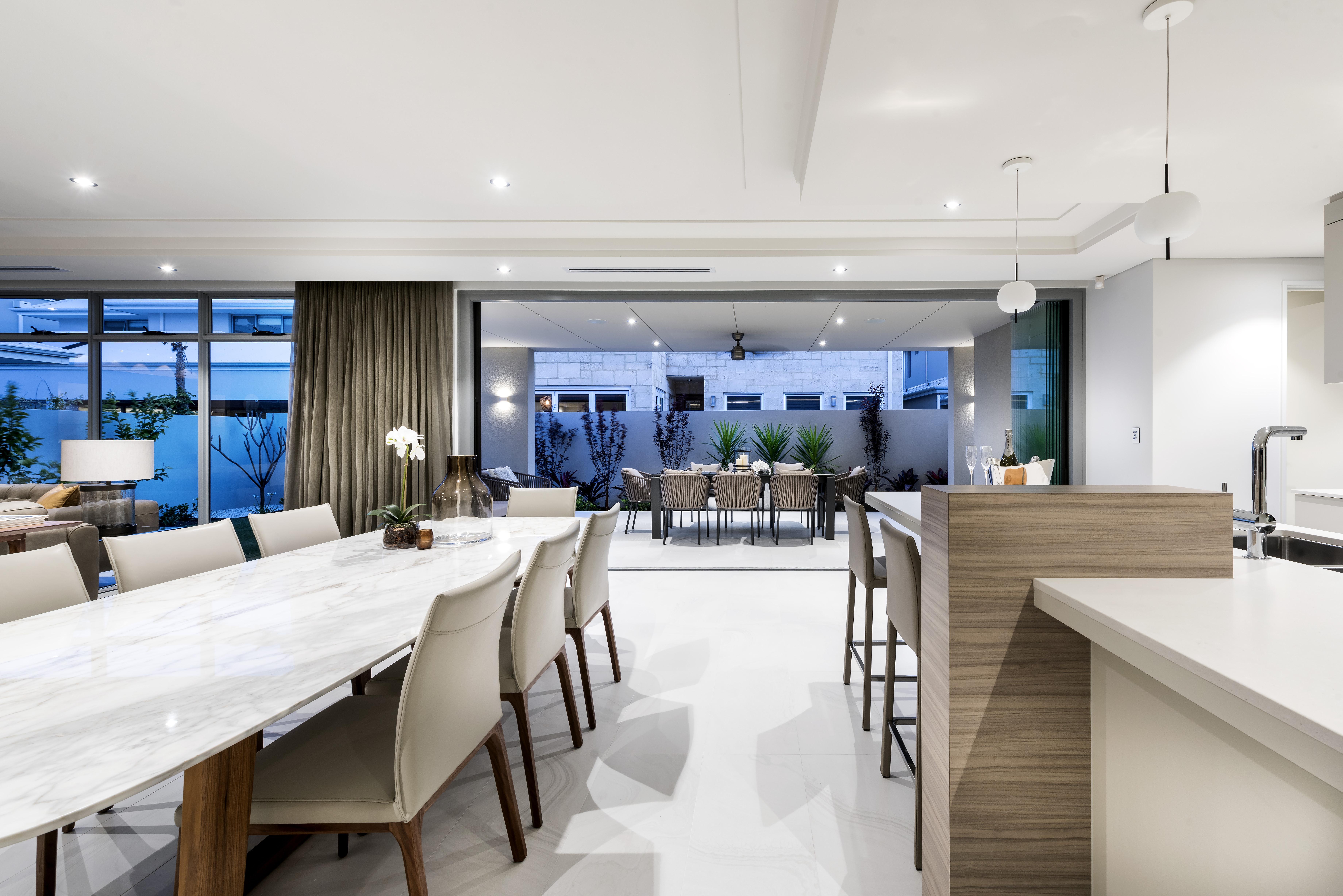 Luxury display home perth display home perth zorzi for Custom home designer online