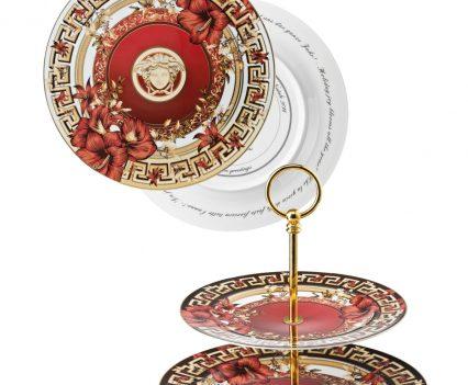 Versace Christmas Tableware