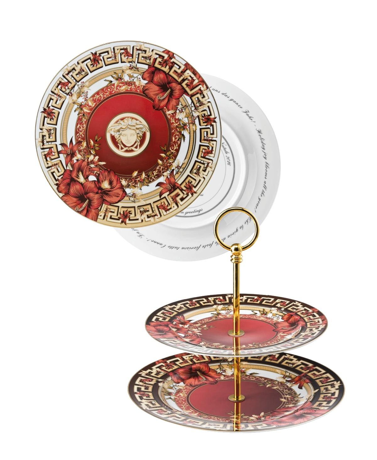 Very Versace Christmas Custom Homes Magazine  sc 1 st  Castrophotos & Versace Tableware - Castrophotos