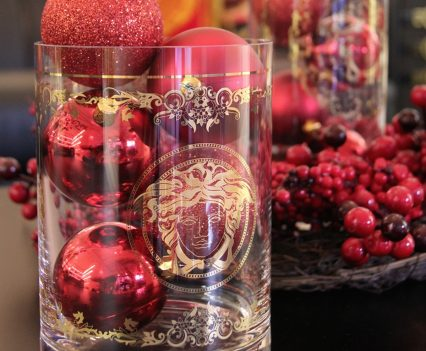 Versace Christmas Decorations