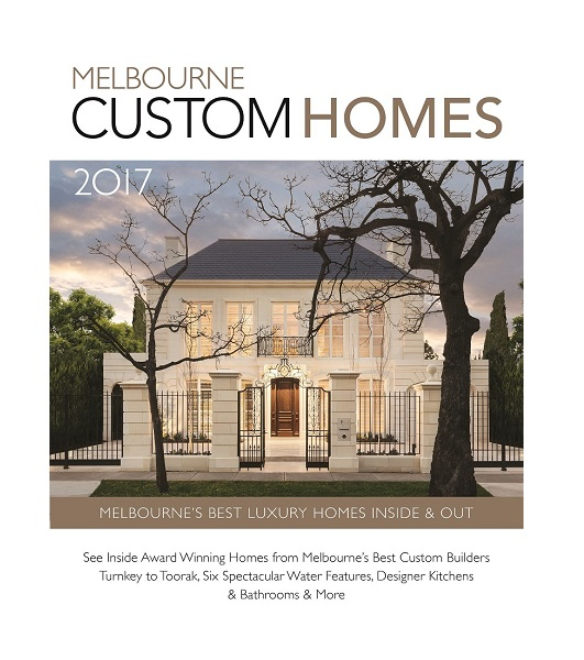 Melbourne custom homes annual yearbook 2017 custom homes for Custom home online