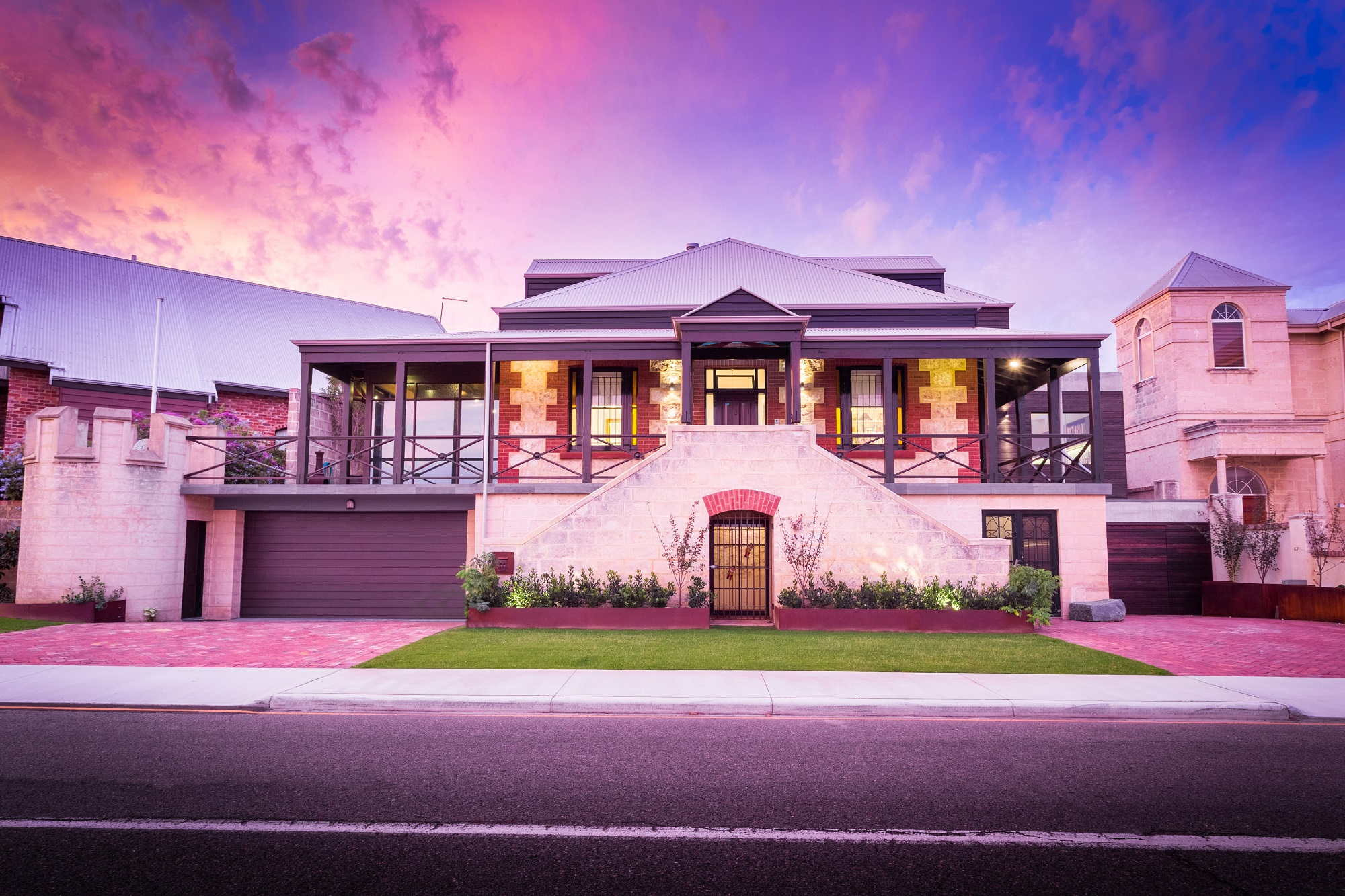 Heritage listed renovation award winning heritage renovation for Custom home online