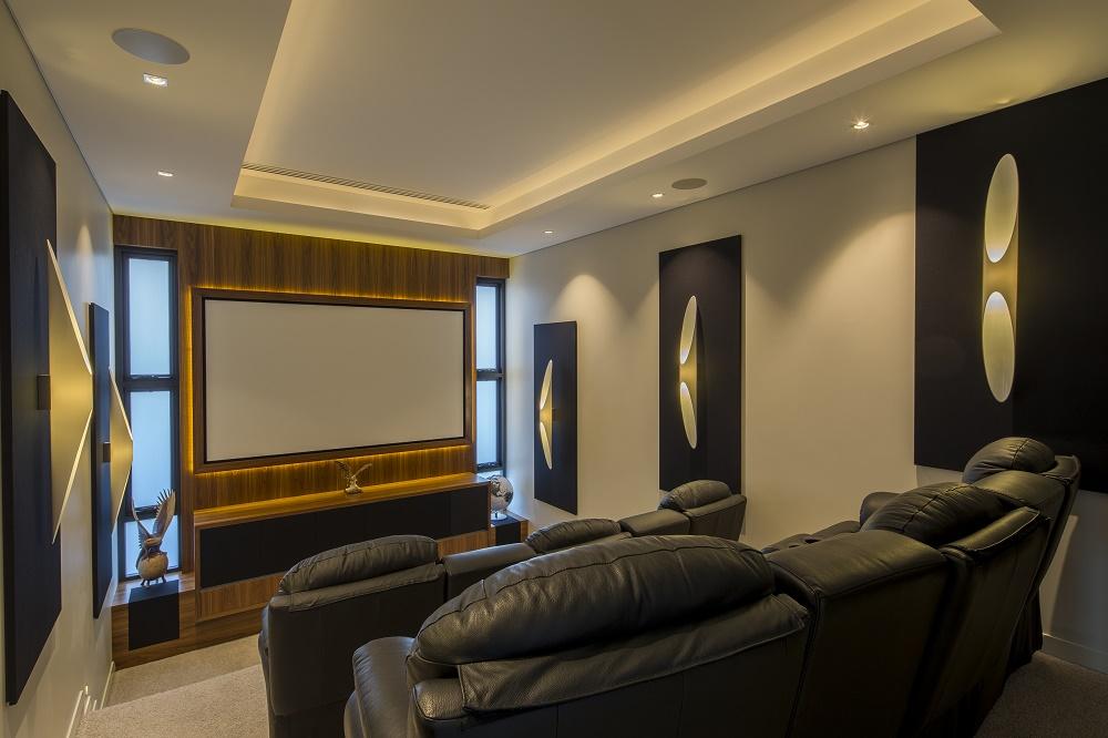 Luxury Home Design - Cellar