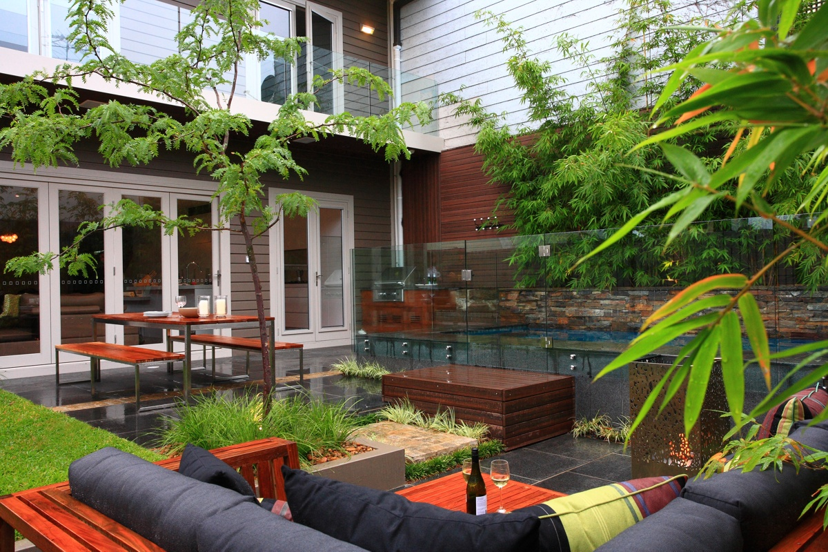 Small Area Landscape Design, Landscape Designers Sydney