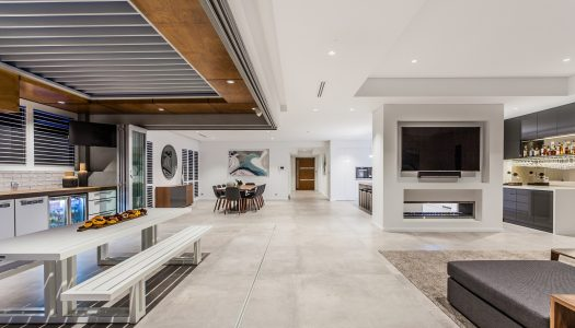 The Ultimate Open-Plan Entertainer