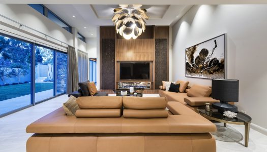 Balancing Luxury with Family Living