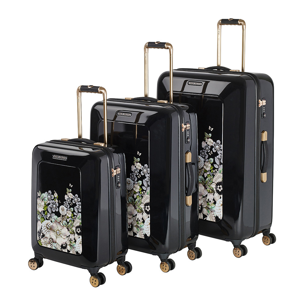 wide varieties great deals cheap prices Designer Luggage Ted Baker Gem Garden Suitcase 113663 (3) - Custom ...
