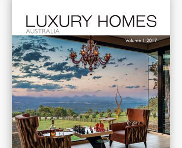 LUXURY HOMES AUSTRALIA – Vol 1 2017