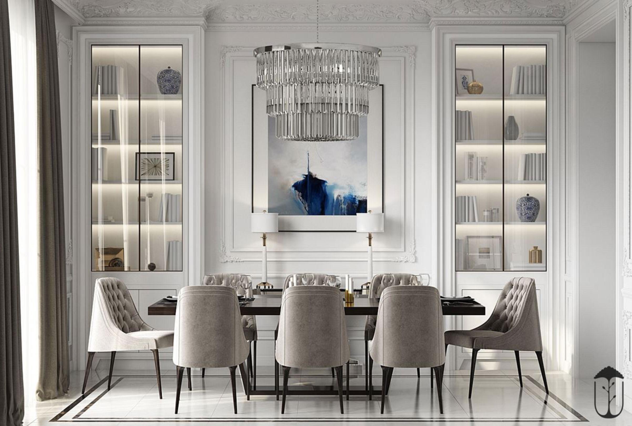 Luxury Interior Design, Classic Interior Design, Interior ...