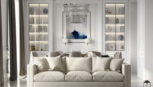 FLAWLESS CLASSIC-MODERN STYLE