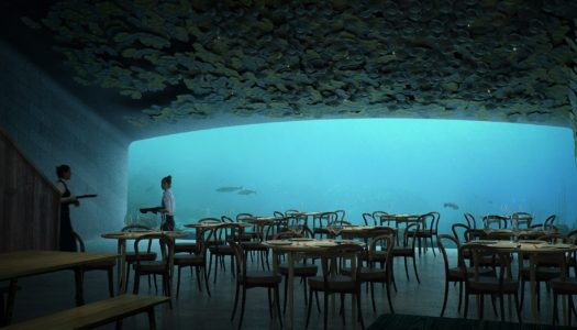 WOULD YOU DINE HERE?