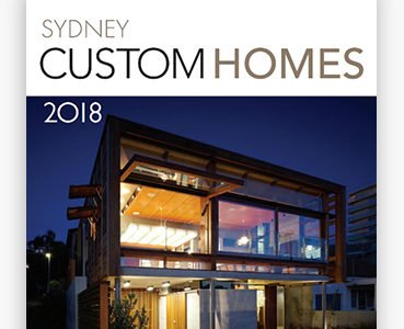 Sydney Custom Homes 2018- READ FREE ONLINE!