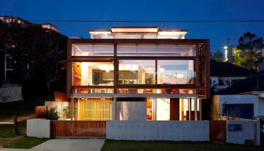 Eco-Friendly Beach House