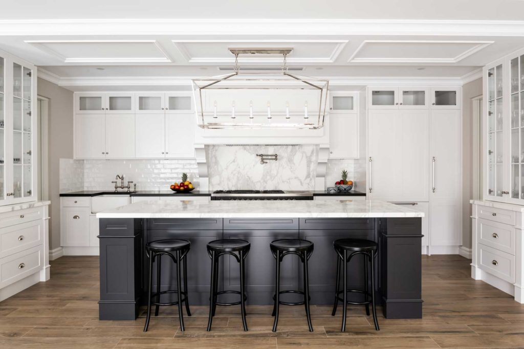 Brian Burke Homes Hamptons Style
