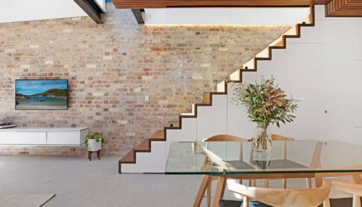 Contemporary Meets Character