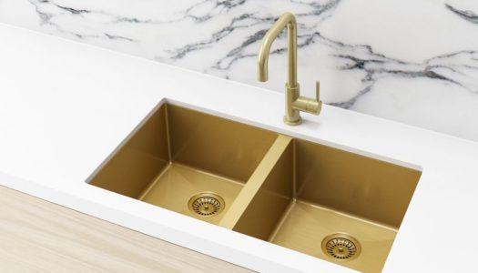 Award Winning Tapware & Sinks