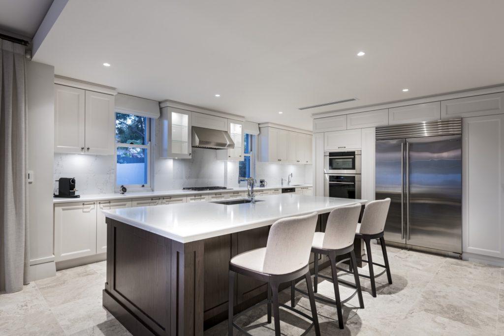 Perth Builders Luxury Kitchen Zorzi