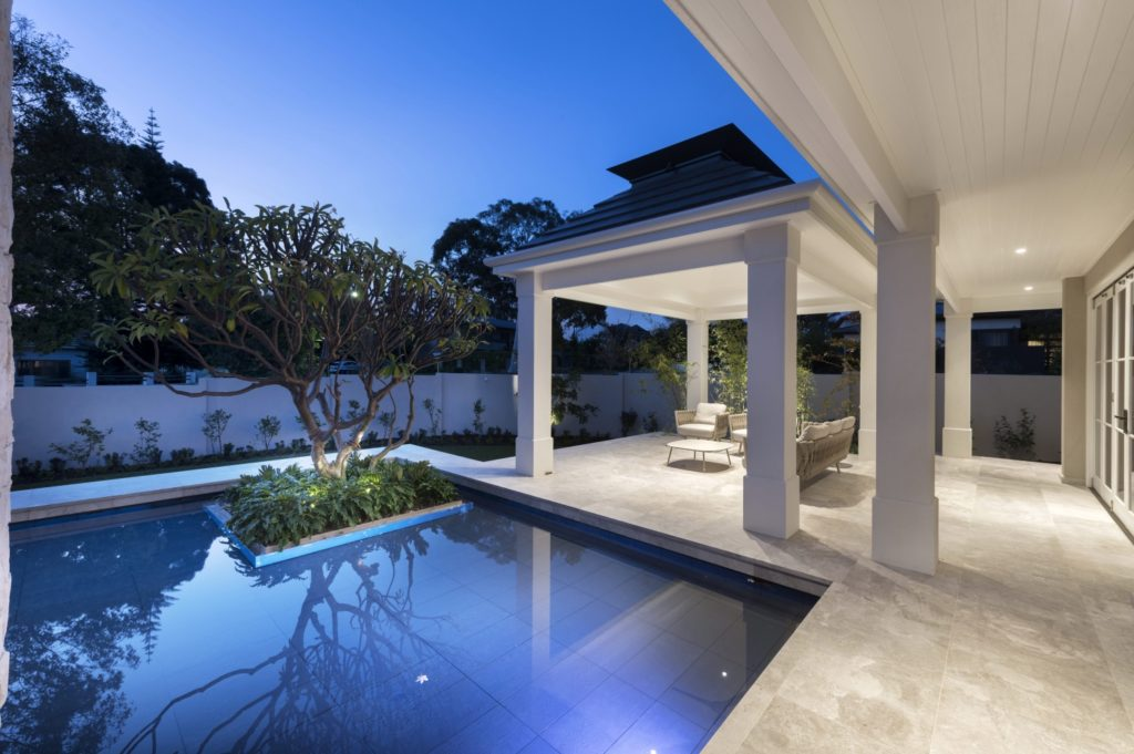 Perth Custom Homes Pool Zorzi