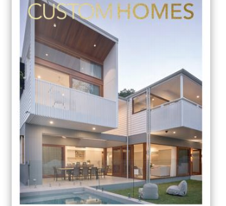 Custom Homes Australia – Luxury Home & Lifestyle Yearbook