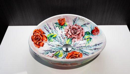 Bathroom Basins that are Works of Art
