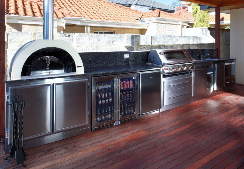 Outdoor Kitchen Designers Perth