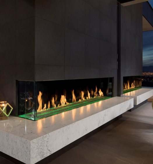 Custom Homes Sydney Fireplaces