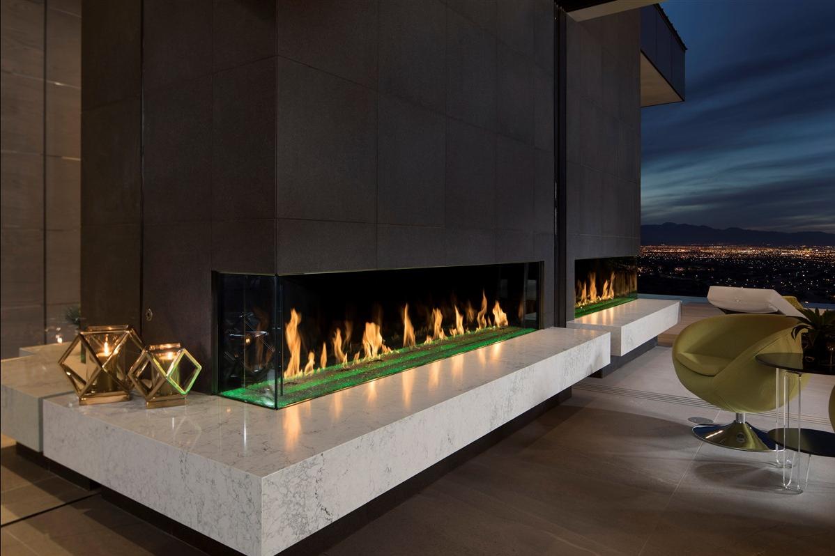 Custom Homes Sydney Fireplaces