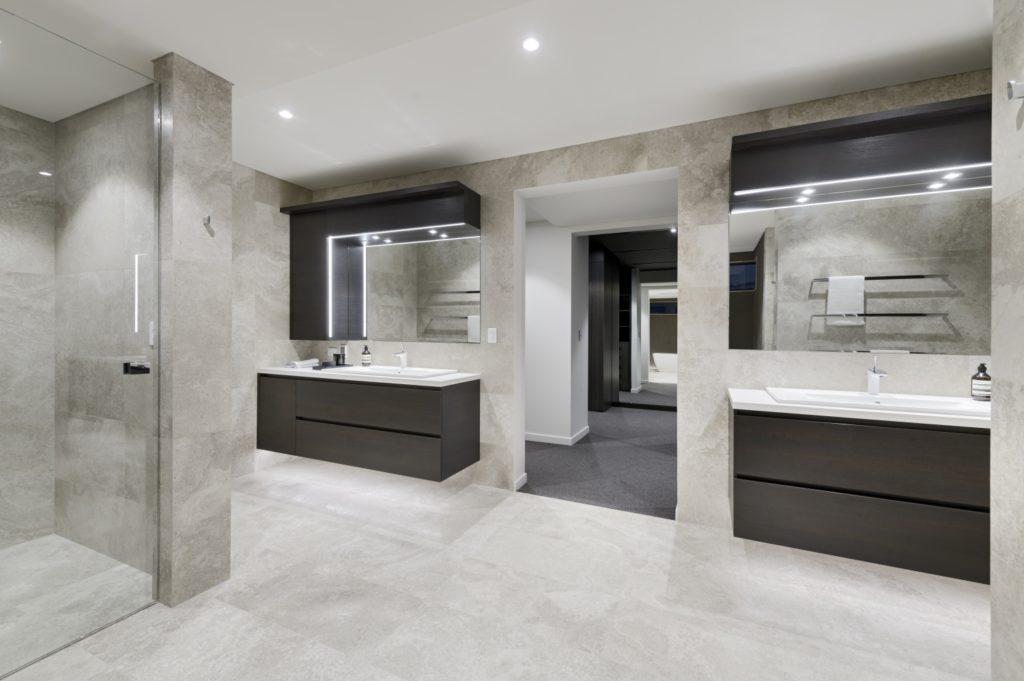 Luxury Bathrooms Perth Custom Homes