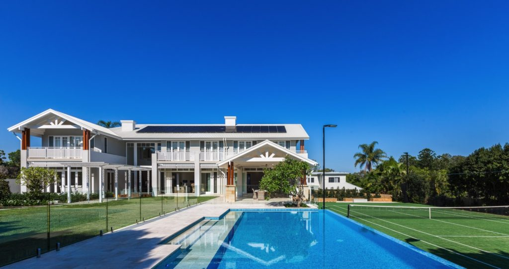 Hamptons Style Homes Brisbane