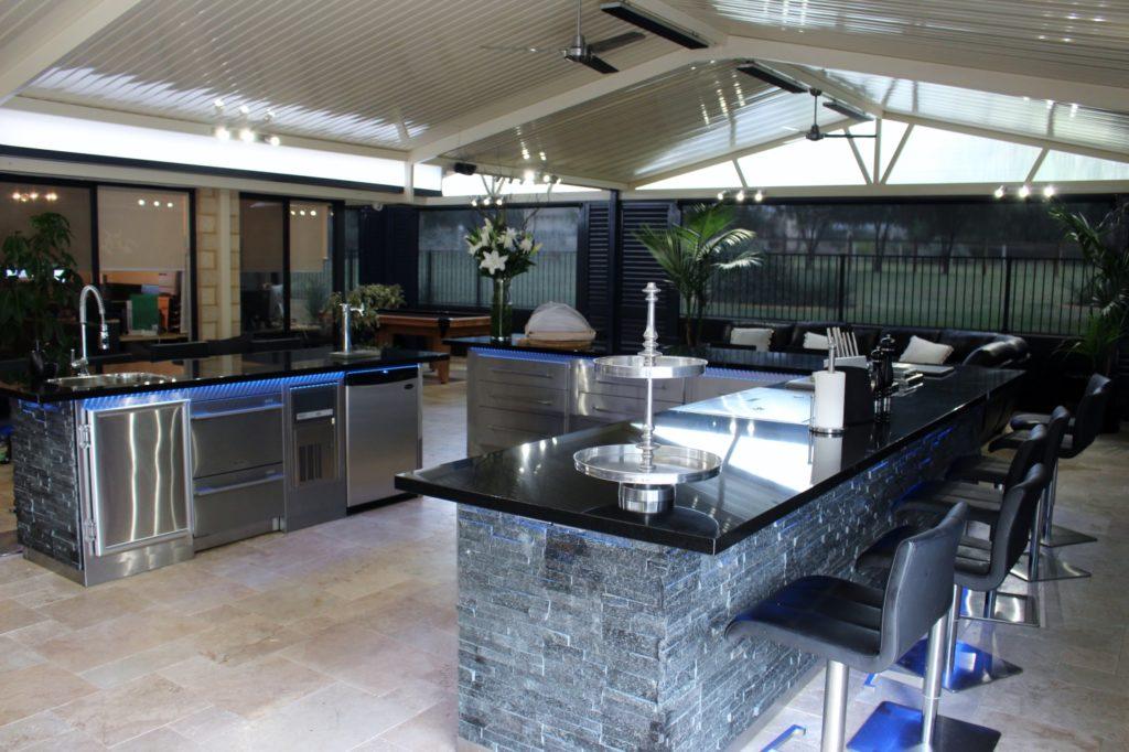 Outdoor Kitchen Design Perth