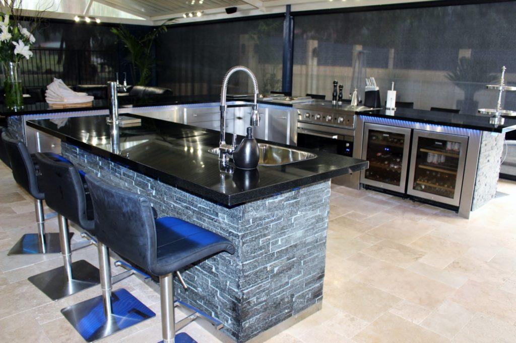 Alfresco Kitchen Design Perth