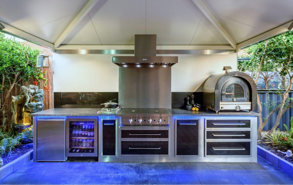Alfresco Kitchen Perth