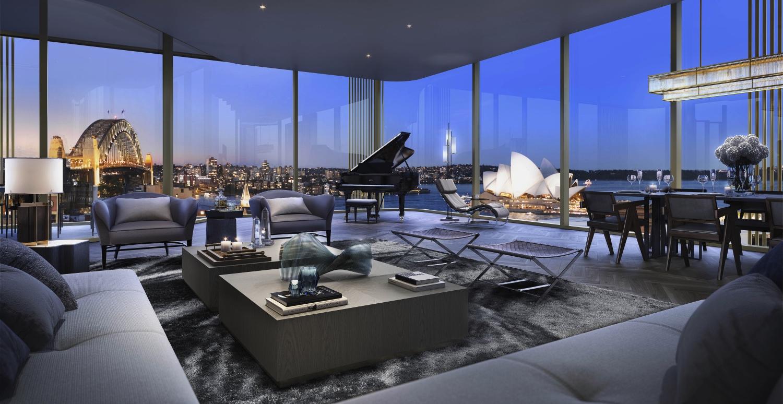 Luxury Penthouses Sydney, Luxury Sydney Harbour View ...