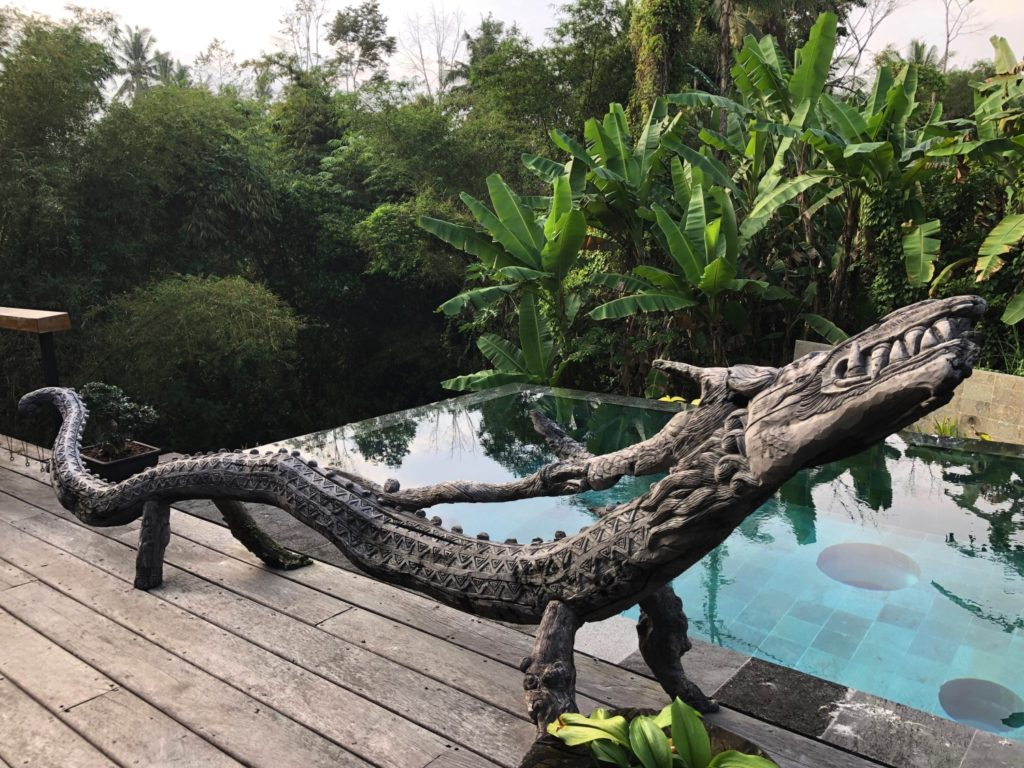 Luxury Villa For Rent Ubud