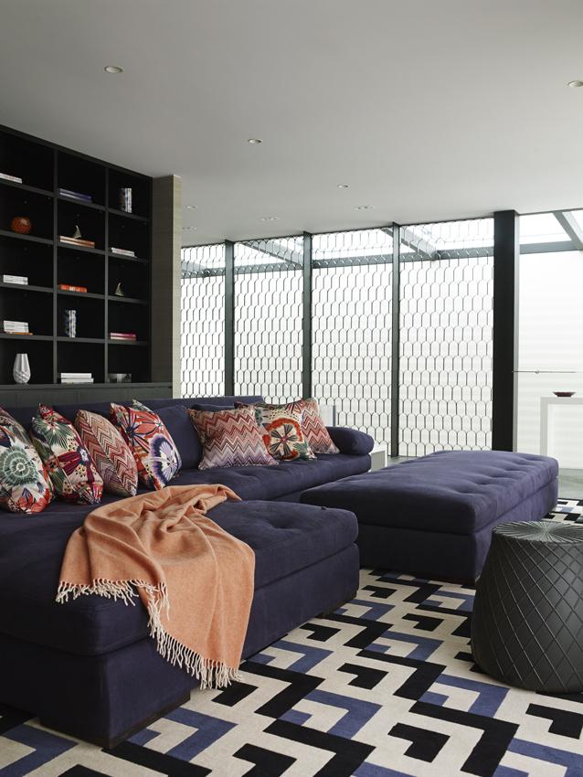 Interior Design TV Room