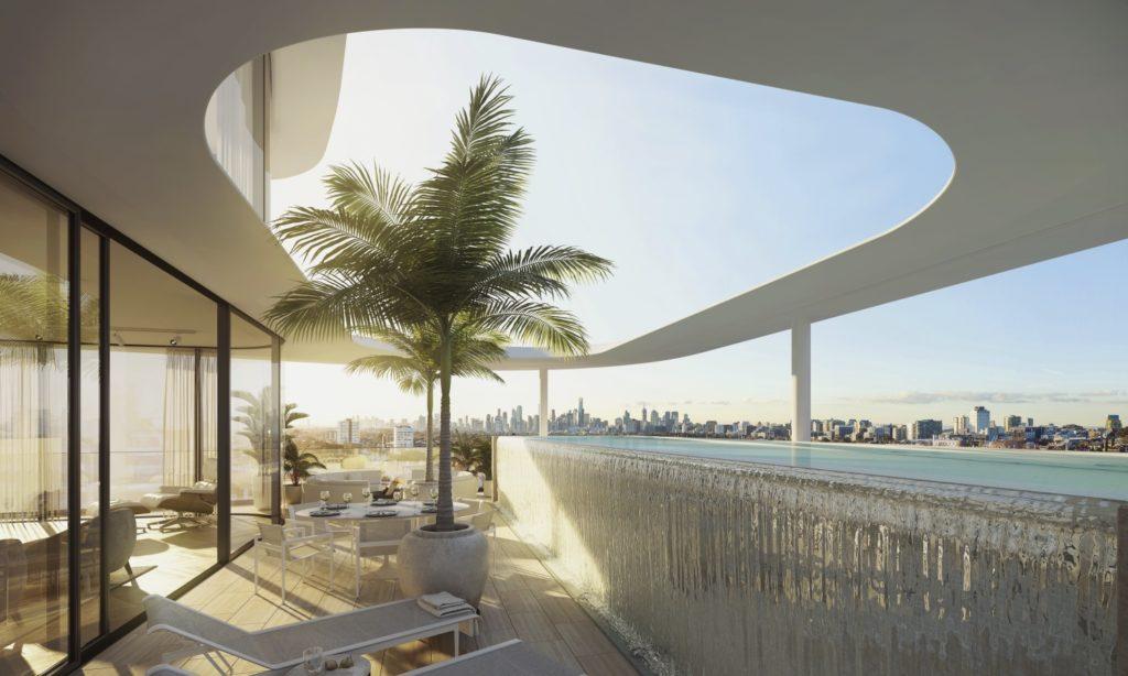 Penthouses Melbourne