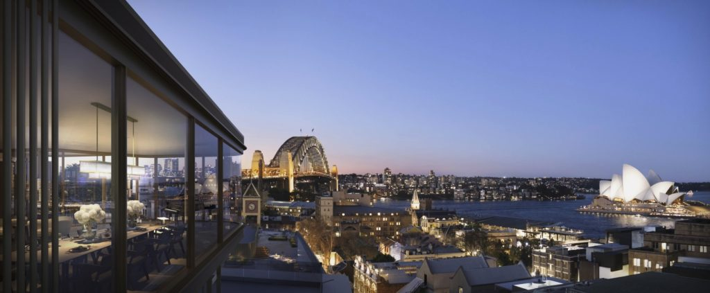 Penthouse Apartments Sydney