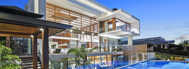 Luxury Resort Style Home Design