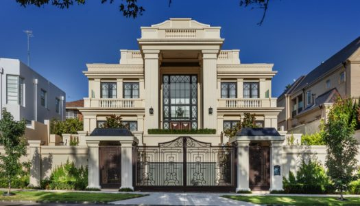 Luxury Toorak Mansion With Feng Shui Design