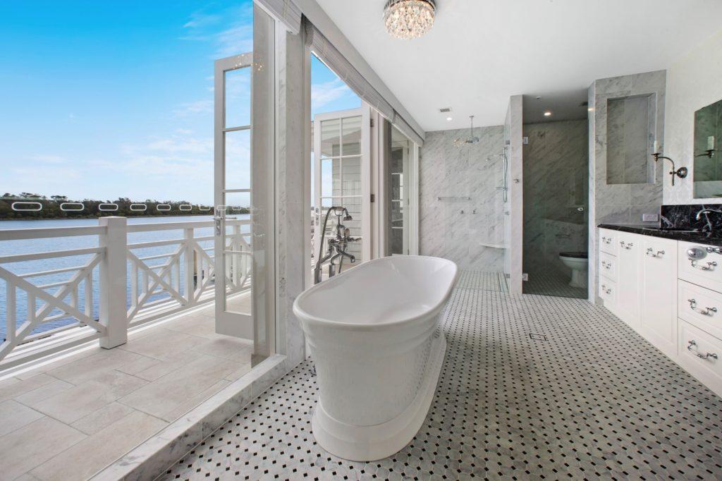 Hamptons Style Luxury Bathroom