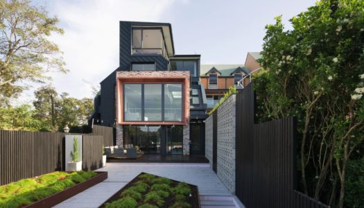 Unique Features Create Balmain Dream Home