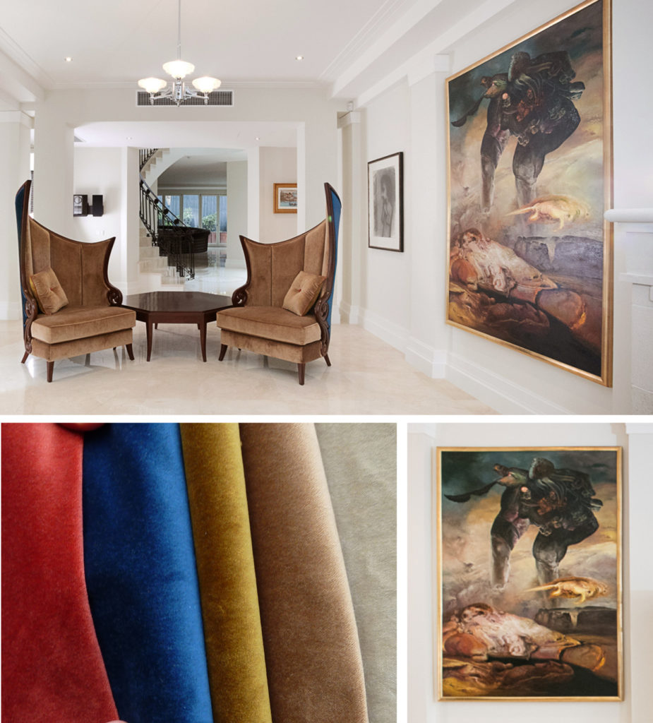 Luxury Home Design Art Deco Furniture