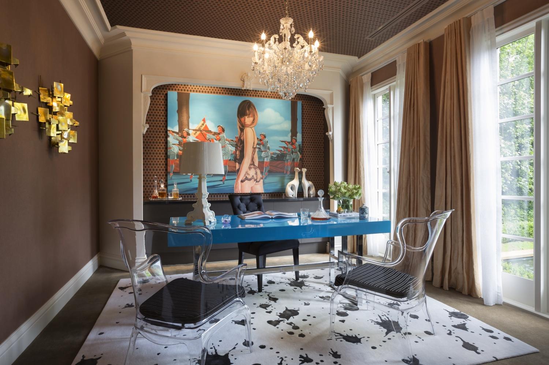 Computer Desk - Luxury Home Design