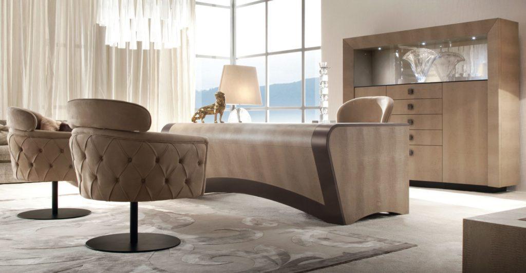 Computer Desk, Luxury Home Design