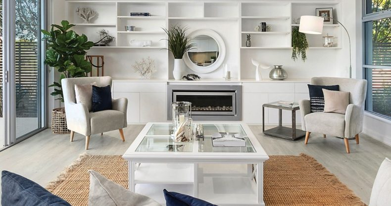 Hamptons Interior Decor