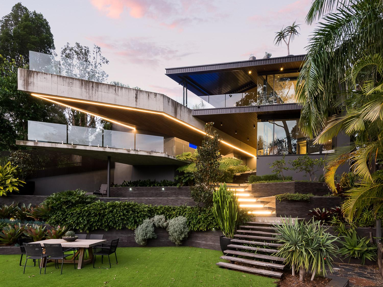 Contemporary Custom Home Brisbane